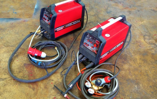 Lincoln Electric Invertec V270-T Pulse TIG Welding Machines