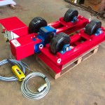 1. 5 Tonne Welding Rotators Brand New 110V