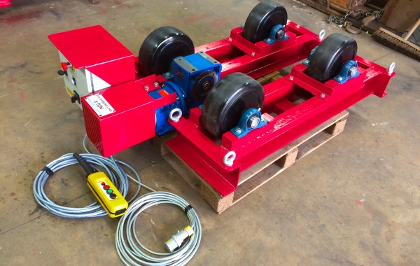 CR 5 Tonne Conventional Welding Rotators