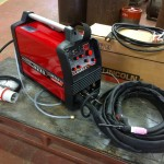 1. Lincoln Electric Invertec V270 T TIG Pulse Welder Inverter