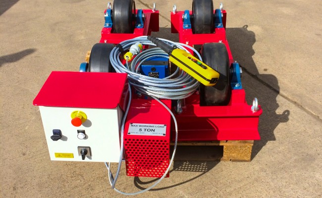 10. 5 Tonne Welding Rotators Brand New 110V