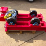 11. 5 Tonne Welding Rotators Brand New 110V