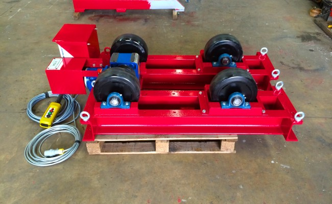 2. 5 Tonne Welding Rotators Brand New 110V