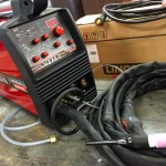 2. Lincoln Electric Invertec V270 T TIG Pulse Welder Inverter