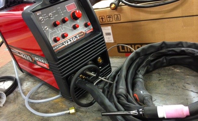 Lincoln Electric Invertec V270 T Pulse Tig Welding Machines