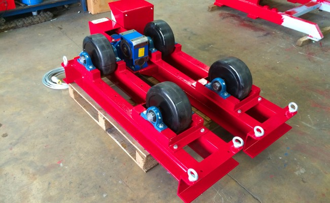 3. 5 Tonne Welding Rotators Brand New 110V