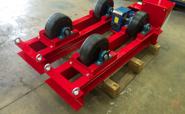 4. 5 Tonne Welding Rotators Brand New 110V