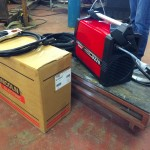 4. Lincoln Electric Invertec V270 T TIG Pulse Welder Inverter