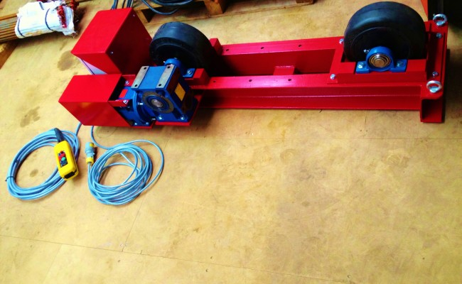 5 Tonne Conventional Rotators 2