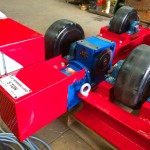 7. 5 Tonne Welding Rotators Brand New 110V