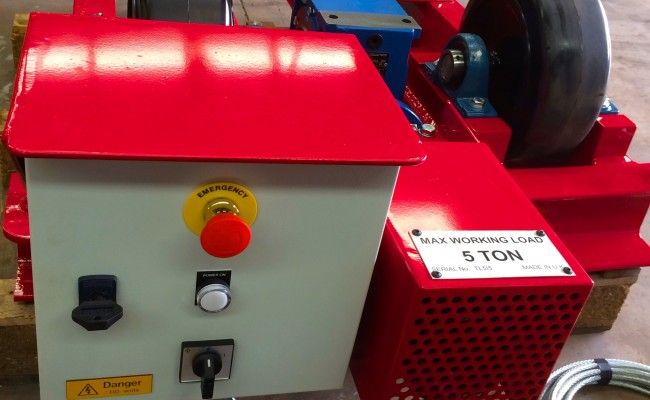 8. 5 Tonne Welding Rotators Brand New 110V