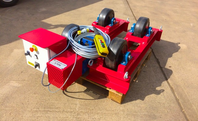 9. 5 Tonne Welding Rotators Brand New 110V