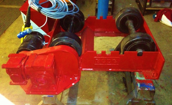 BODE 10 Tonne Rotators Fixed 1