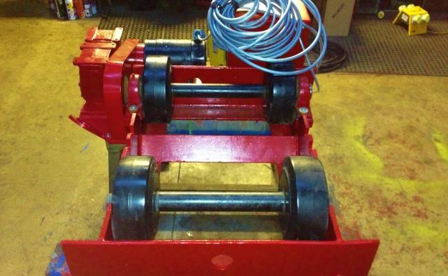 BODE 10 Tonne Rotators Fixed 2