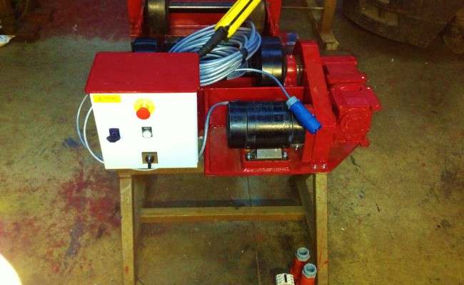 BODE 10 Tonne Rotators Fixed 4