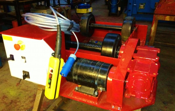 BODE 5 Tonne Conventional Welding Rotators