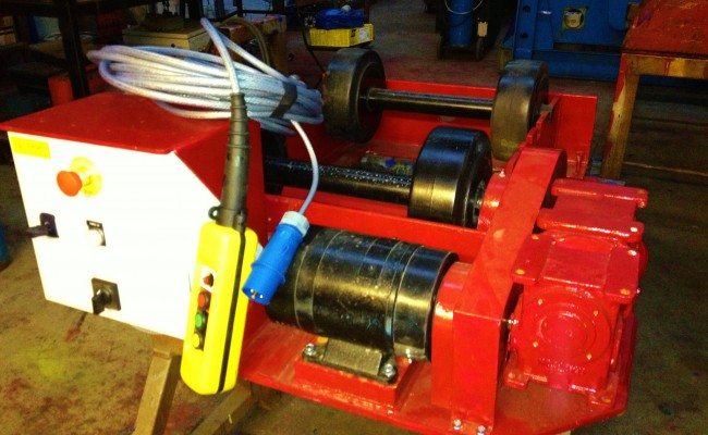 BODE 10 Tonne Rotators Fixed