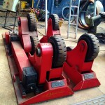 BODE 15 Tonne Self Aligning Rotators
