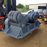 BODE 50 Tonne SAR Welding Rotators reconditioning 5