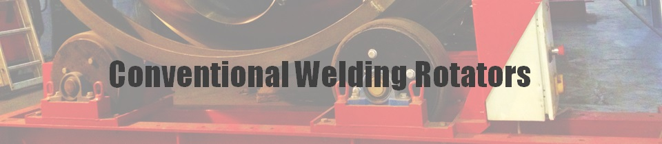 Conventional Welding Rotators Title