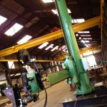 BODE 5x9 Column and Boom