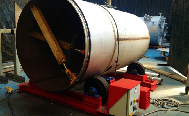 In-house built 5 Tonne Conventional Rotators 1