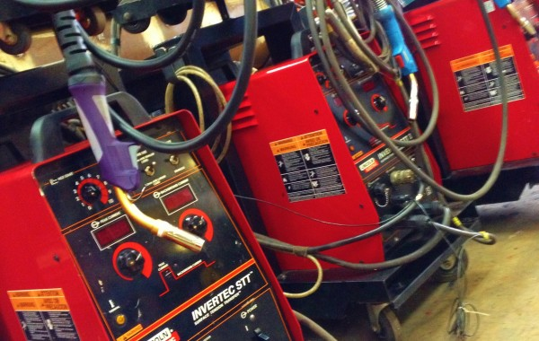 Lincoln Electric Invertec STT MIG Welding Machine