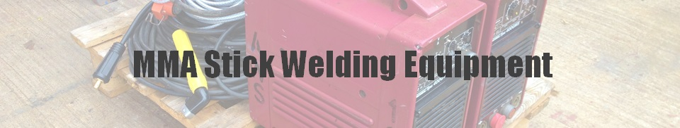 MMA Stick Welding Equipment