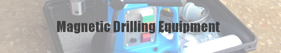 Magnetic Drilling Equipment