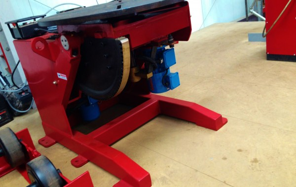 1 Tonne Welding Positioner