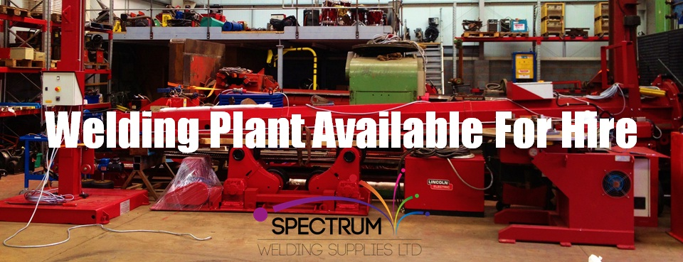 Spectrum Hire Plant Picture 2