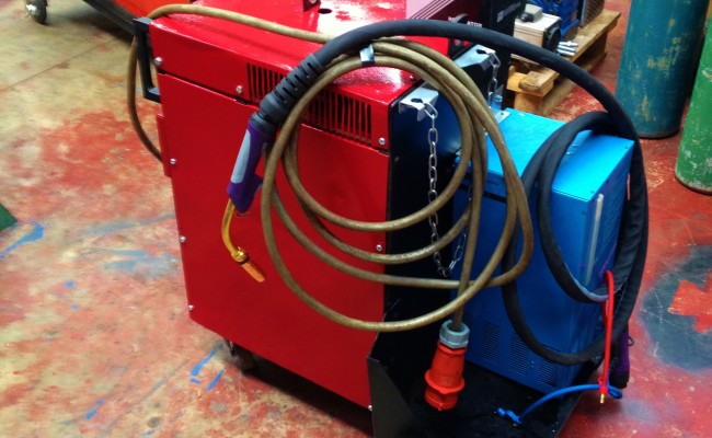 Transmig 500 Water Cooled MIG Welding Machine 3