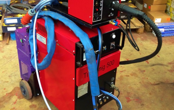 Murex Transmig 500 Water Cooled MIG Welding Machine