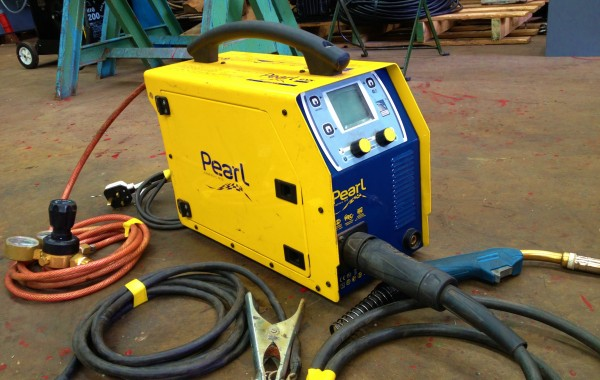 GYS Pearl 180.2 Synergic Inverter MIG Welding Machine