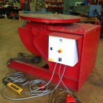 1 MPE 3 Tonne Welding Positioner