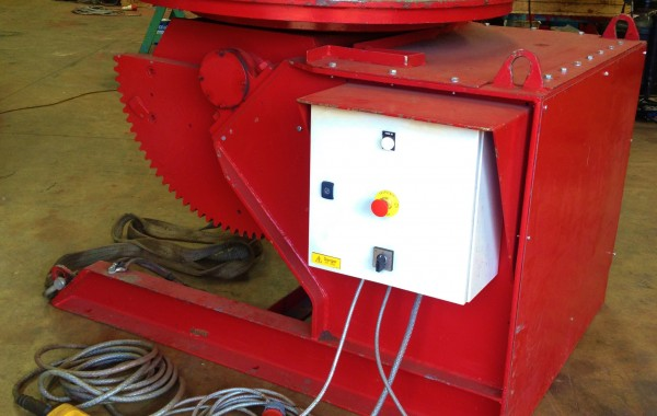 MPE 3 Tonne Welding Positioner