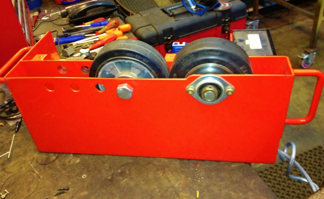 1 Tonne Bench Rotators 10