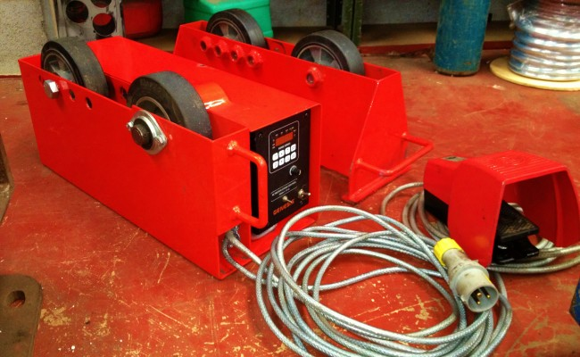 1 Tonne Bench Rotators 7