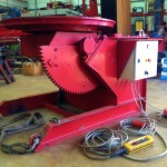 2 MPE 3 Tonne Welding Positioner