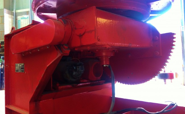 7 MPE 3 Tonne Welding Positioner