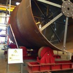 6 40 Tonne Conventional Welding Rotators