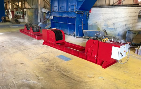 60 Tonne Conventional Welding Rotators