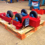 2.5 Tonne Conventional Welding Rotators 1