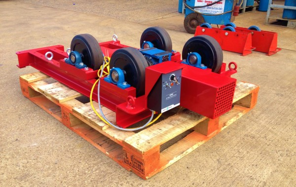 2.5 Tonne Conventional Welding Rotators