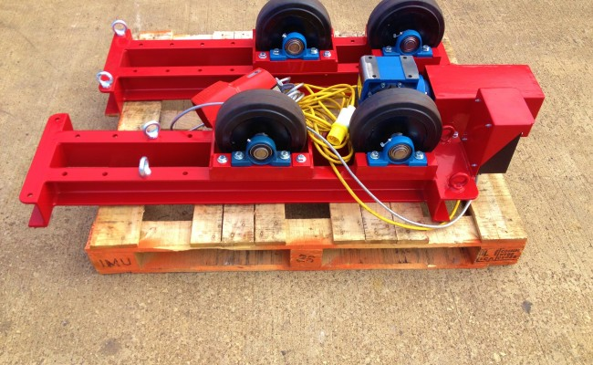2.5 Tonne Conventional Welding Rotators 3