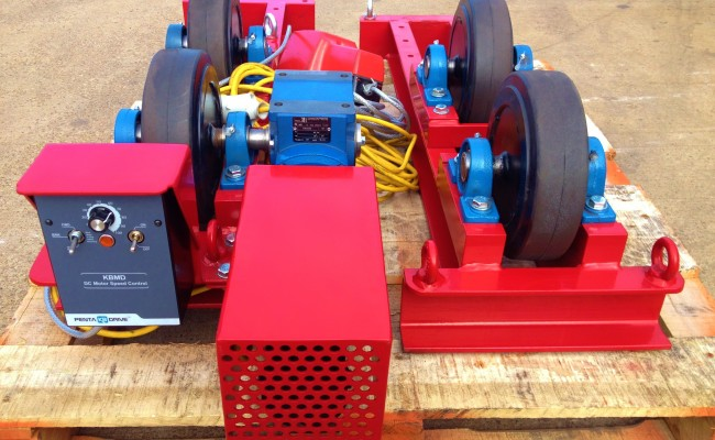 2.5 Tonne Conventional Welding Rotators 4