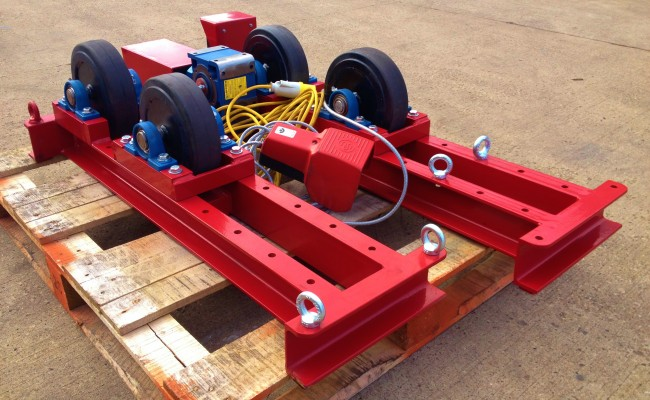 2.5 Tonne Conventional Welding Rotators 5
