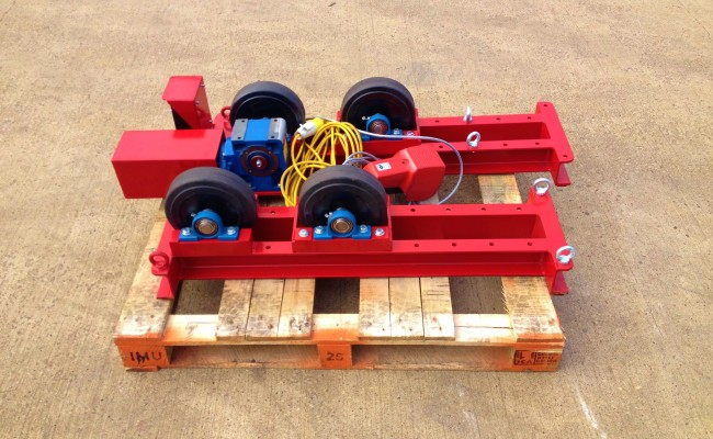 2.5 Tonne Conventional Welding Rotators 6