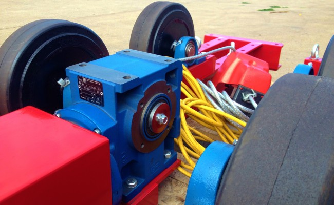 2.5 Tonne Conventional Welding Rotators 7