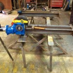 2.5 Tonne Welding Rotators build process 2